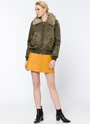 Kısa Mont-Fashion Friends